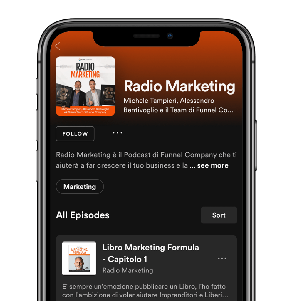podcast Funnel Company
